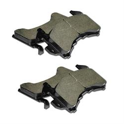 Afco 6653002 SR32 Compound GM Metric D154 Brake Pads