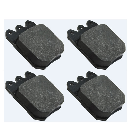 AFCO 6654012 F11 Titanium Compound Brake Pads