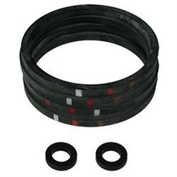 Afco 6690244 Replacement O-Ring Kit for 1.75 F88 Forged Alum. Caliper