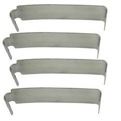 Afco 6690295 Abutment Plates for F33 Forged Aluminum Caliper