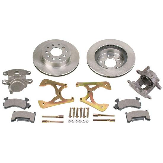 AFCO 7250-0110 GM 10 & 12 Bolt Axle Brake Kit