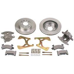 AFCO 7250-0110 GM 10 & 12 Bolt Axle Brake Kit
