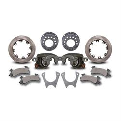 AFCO 7250-0210 Complete Rear Disc Brake Kit, 2-3/4 Piston