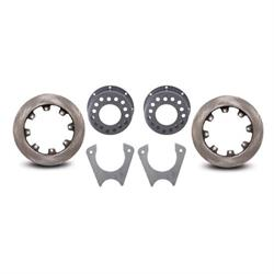AFCO 7250-0300 Basic Rear Disc Brake Kit