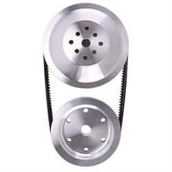 AFCO Cast Pulley Combos for Small Block Chevy Long Pumps