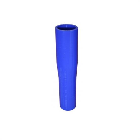 AFCO 801-08-1.25-1.50 Hose Blue Silicone 1.25 to 1.50 Coupler, 8 Inch
