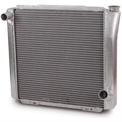 AFCO 80100N Universal Fit Racing Radiator, 22 Inch Chevy