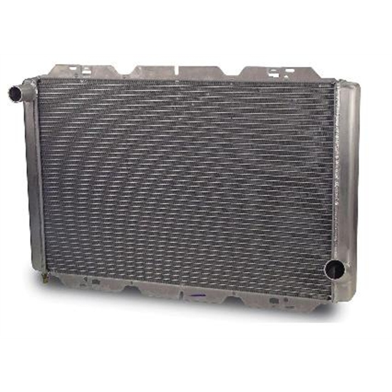 AFCO 80102-2N Universal Fit Racing Radiator, 30-7/8 Inch Chevy