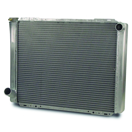 AFCO 80103FNPZ Performance Mopar Alum. Radiator-26.75x19 In-Polished