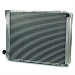 AFCO 80103FNPZ Performance Mopar Alum. Radiator-26.75x19 In-Polished