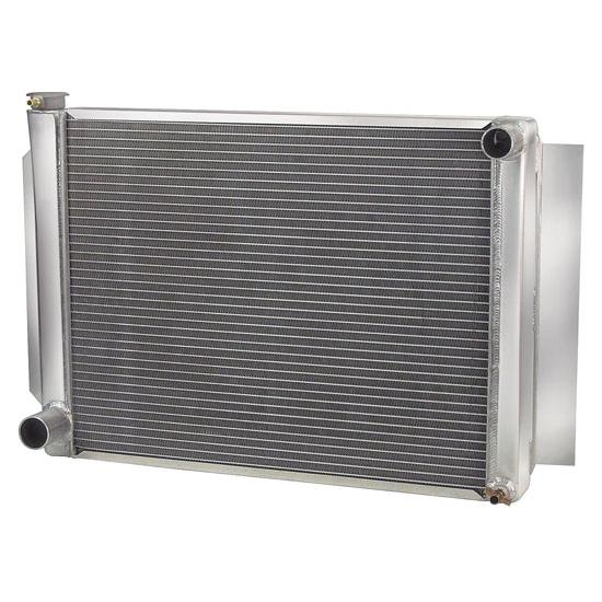 AFCO 80103FNP Mopar B/C-Body Performance Aluminum Radiator-26.75x19 In