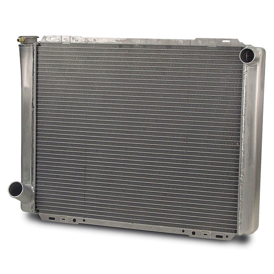 AFCO 80103FN Universal Fit Racing Radiator, 26 Inch Ford/Mopar