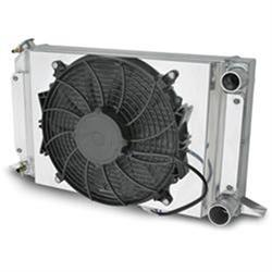 AFCO 80104NFAN Scirocco-Style Fan & Shroud Assembly