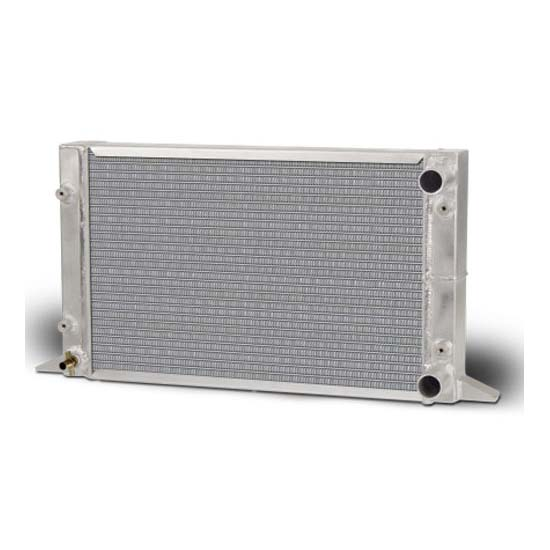 AFCO 80107LWN Lightweight Double Pass RH Radiator, Scirrocco