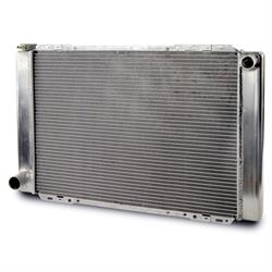 AFCO 80109FN 1979-93 Mustang Racing Radiator - Big & Small Block Ford