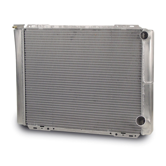 AFCO 80125N Dbl Pass Radiator-26 Inch, 1.5 Inch Right Inlet