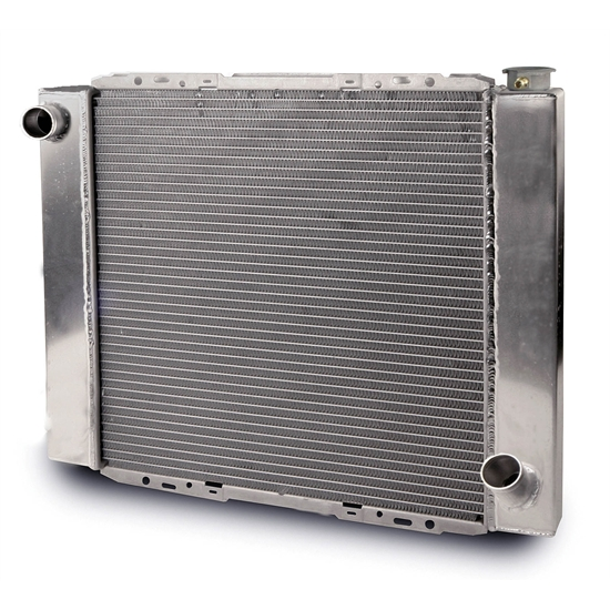 AFCO 80127LWN Lightweight Single Row Radiator-23-5/8 In. Wide Tank Top