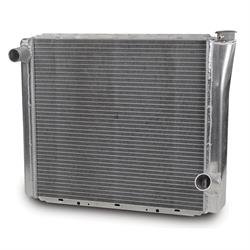 AFCO 80127N IMCA Style Chassis Standard Universal Radiator-24 In Chevy