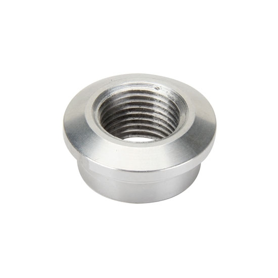 AFCO 80128X10 Aluminum Weld-On Female Fitting, 3/8 Inch NPT Thread