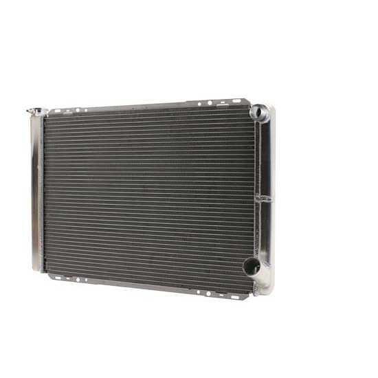 AFCO 80130NDP-20 Radiator 28 Inch Chevy Double Pass 20