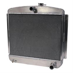 AFCO 1949-54 Chevy Aluminum Radiator, Chevy Engine