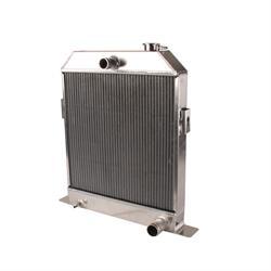 AFCO 1942-48 Ford Aluminum Radiator, Chevy Engine