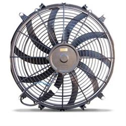 AFCO 80176 Electric Cooling Fan, 8 Inch S-Blade