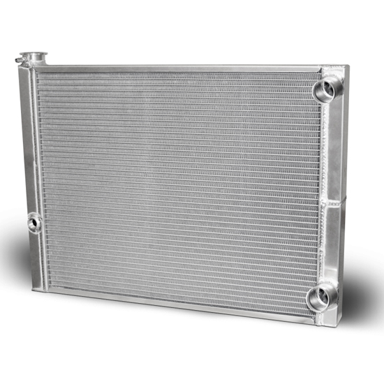 AFCO 80184NDP Dirt Modified Lightweight Double Pass Radiator