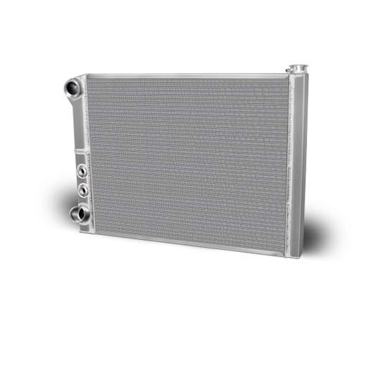 AFCO 80185NDP-UNF 27.5 Inch Double Pass Radiator 1.50