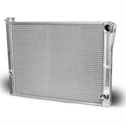 AFCO 80185NDP-U Dirt Late Model Lightweight Double Pass Radiator