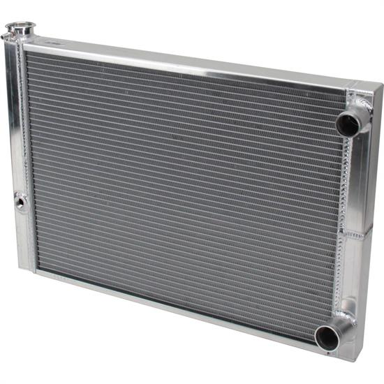 New Radiator Cost >> Afco 80185ndp Dirt Late Model Lightweight Double Pass Radiator