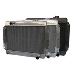 AFCO Direct Fit 1962-67 Chevy II Nova Radiators, Downflow