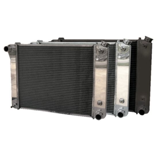 AFCO Direct Fit 1968-74 Nova Radiators, 23 Inch Core