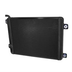 AFCO 80293NDPB 2009-15 Cadillac CTS-V Heat Exchanger, Black Finish