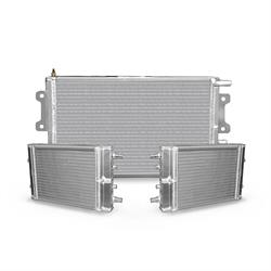 AFCO 80297NDP Heat Exchanger Kit 2016 Gen 6ZL1 Camaro