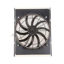 AFCO 80417FANZ Fan-Shroud Combo for Radiators