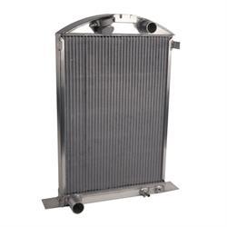 AFCO 1937-39 Ford Aluminum Radiator, Ford Engine