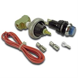 AFCO 85193 Warning Light Kit, Oil Temp.