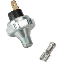 AFCO 85281 15 Lb Oil Pressure Sending Unit, 1/8 Inch Pipe