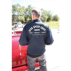 Garage Sale - AFCO Retro Red Kap Jacket