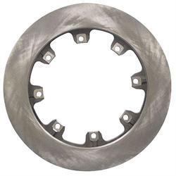 AFCO 9850-6221 Straight Vane Brake Rotor, 12.19 x .81 Inch