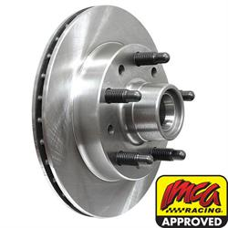 AFCO 9850-6505 10 Inch Hybrid Brake Rotor for Pinto