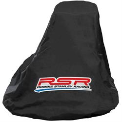 Robbie Stanley Racing CC100B Quarter Midget Black Car Cover