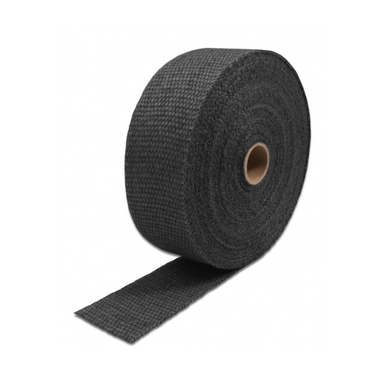 AFCO QM258 Exhaust Header Wrap, 1 Inch, Black
