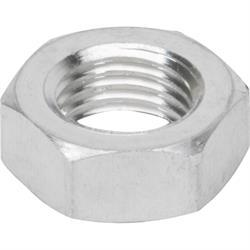 AFCO QM301 Aluminum Jam Nut, 3/8 Inch, RH Thread