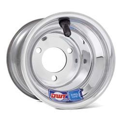 Douglas Wheels QM706-29B Classic Spun Aluminum Wheels, 6 X 10