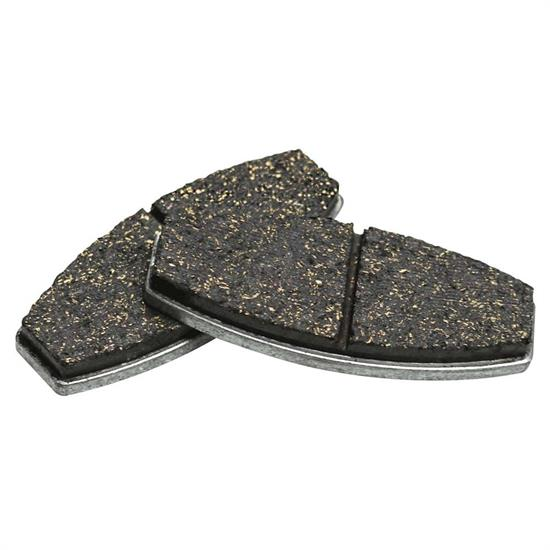 AFCO QM912 Black Brake Pad for Steel Disks