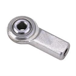 Aluminum LH Female Heim Joint Rod Ends, 1/4 Inch