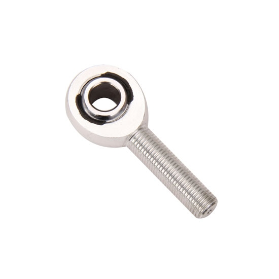 Aluminum RH Male Heim Joint Rod Ends, 3/8 Inch
