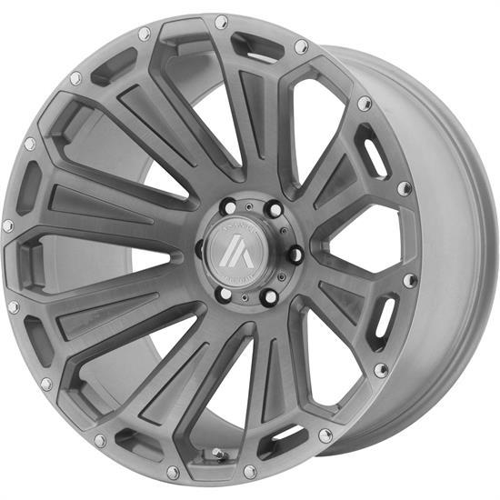Asanti AB813-221250TB40N Off-Road Series Wheel, 22 x 12